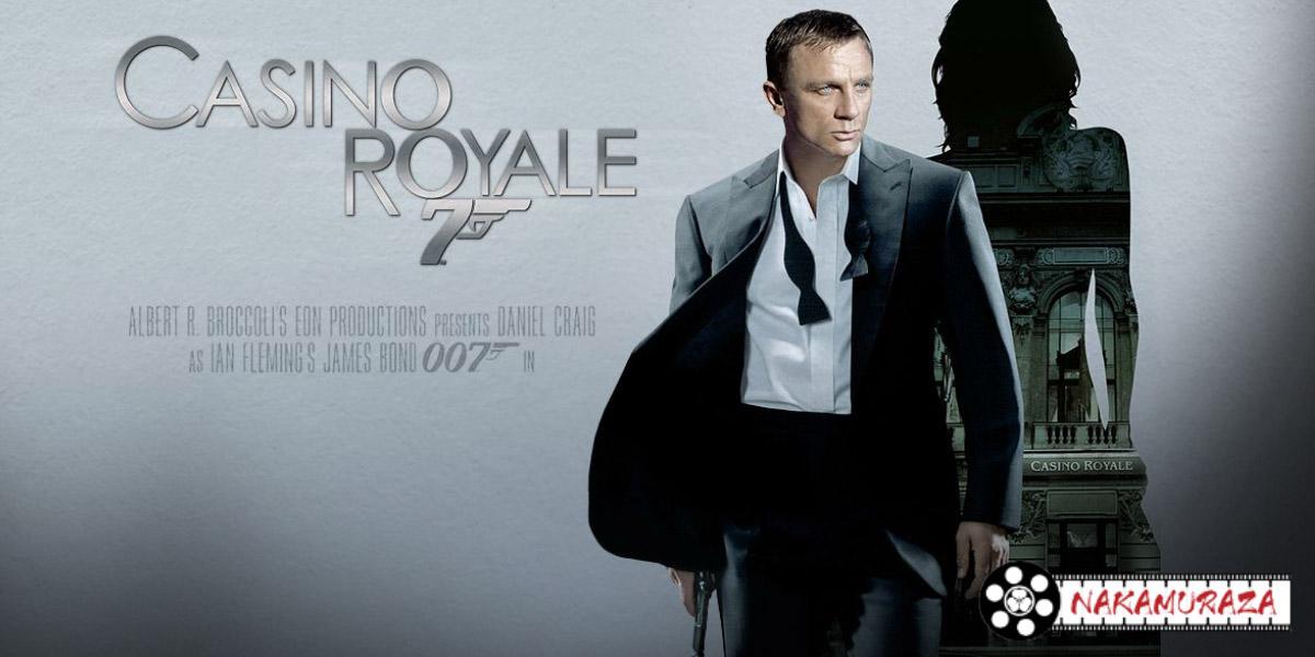 ภาพยนตร์ดัง น่าดู Casino Royale 007