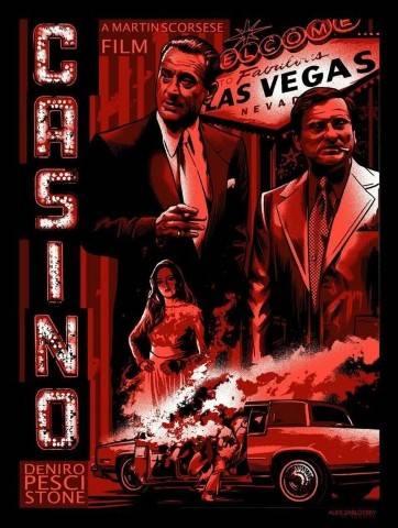 รักร้อน หักเหลี่ยมคาสิโน  Casino (Martin Scorsese, 1995)