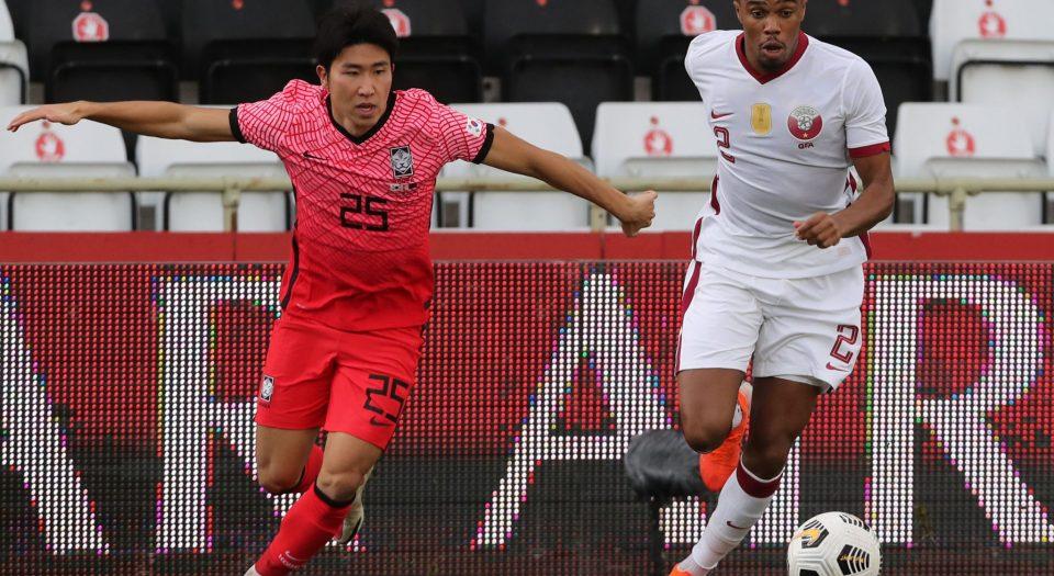 เกาหลีใต้ พบ เลบานอน การแข่งขันรอบคัดเลือก ฟุตบอลโลก 2022