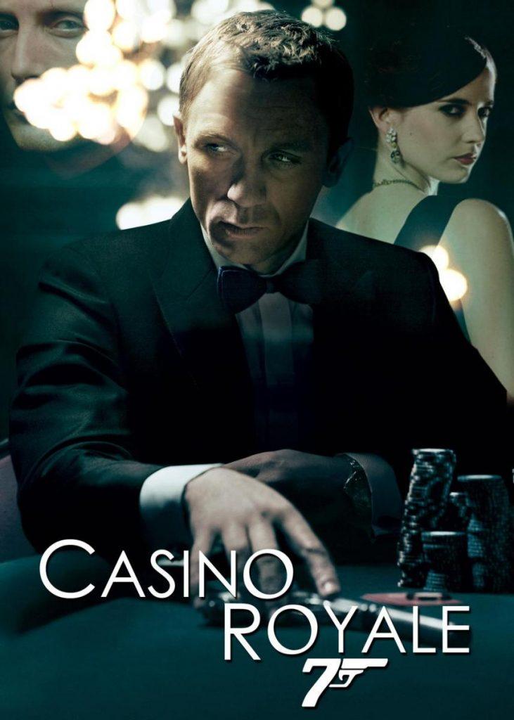 Casino Royale  007 ภาพยนตร์ เกี่ยวกับ คาสิโนน่าดู
