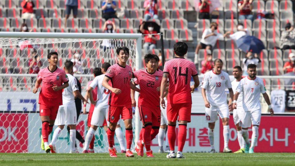 วิเคราะห์ฟุตบอล เกาหลีใต้ พบ เลบานอน